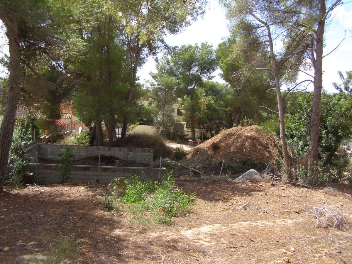Various Plots for sale in Moraira, El Bosque