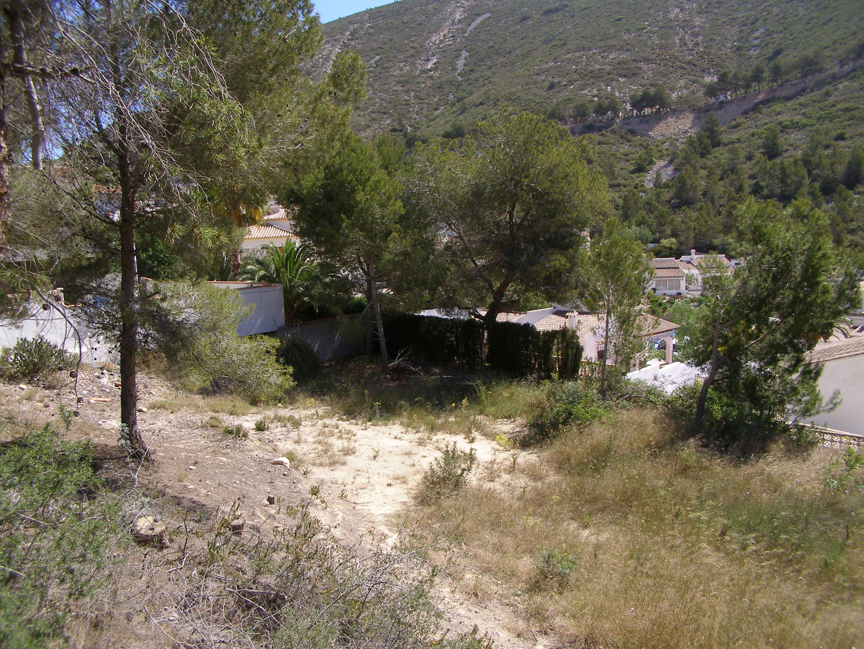 Urban plot for sale in Valle del Portet, Benitachell
