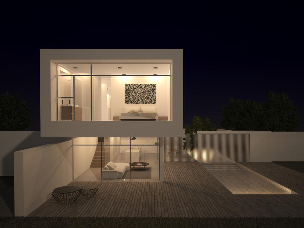 Modern style built for Sale in Moraira