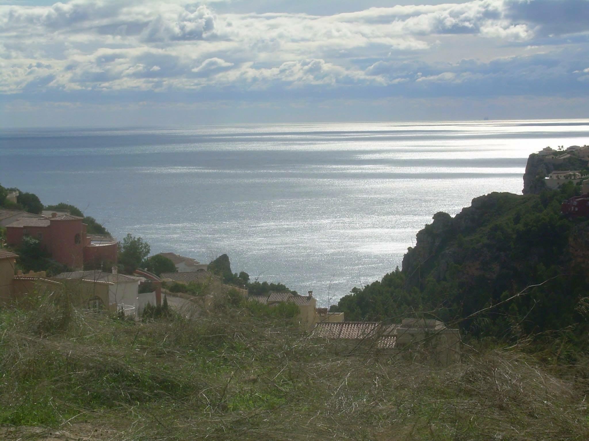 Plot for sale in Cumbre del Sol, Benitachell
