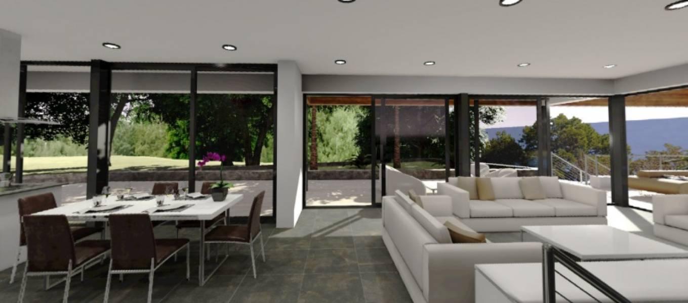 Luxury villa for sale in Benissa Coast.