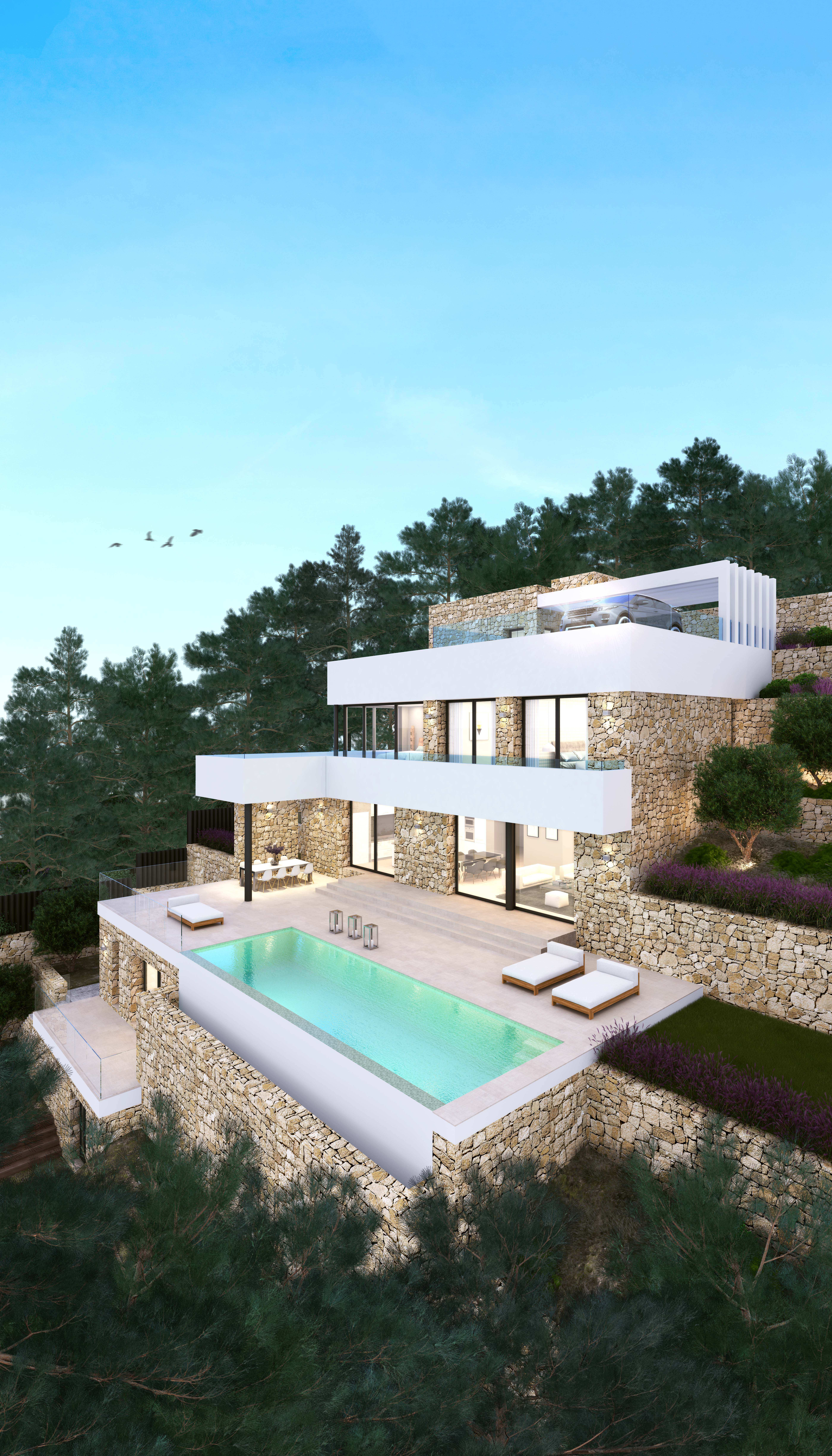 Project for sale in Moraira