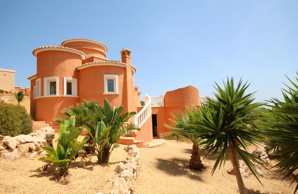 Property for sale in Javea, Costa Blanca.