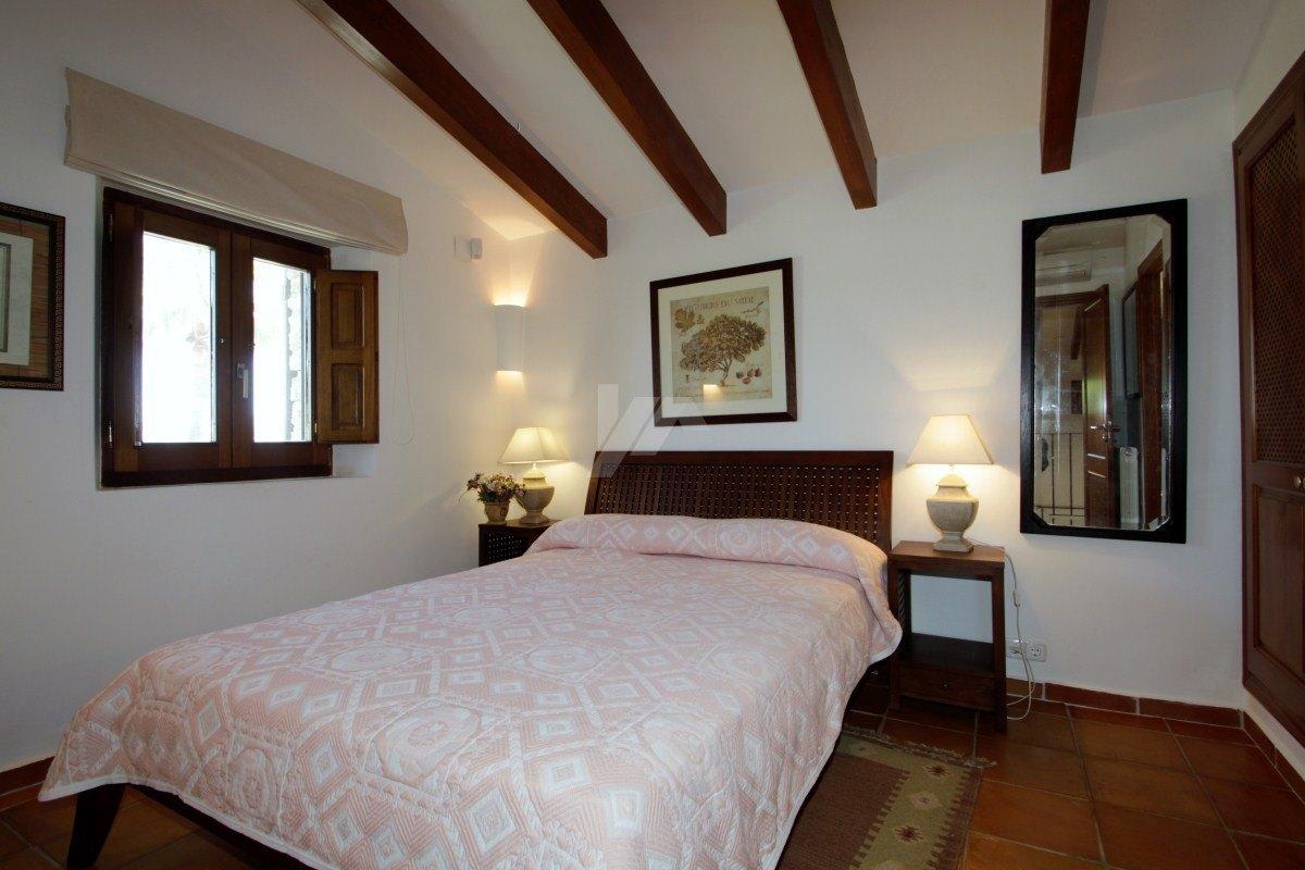 Luxury finca for sale in Benissa, Costa blanca.