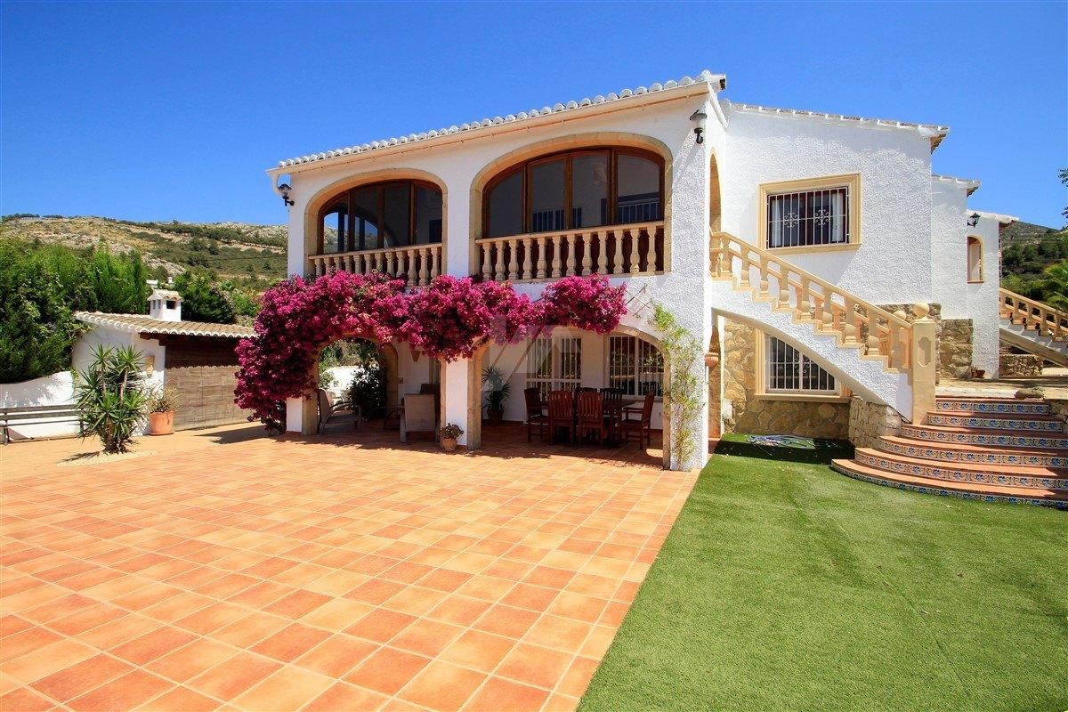 Venta Villa Benitachell