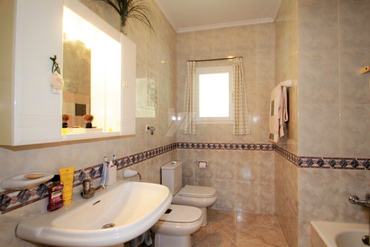Detached villa for sale in Moraira, close to amenities.