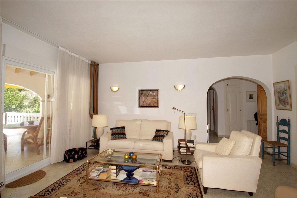 Fantastic Villa for Sale In Moraira, Costa blanca