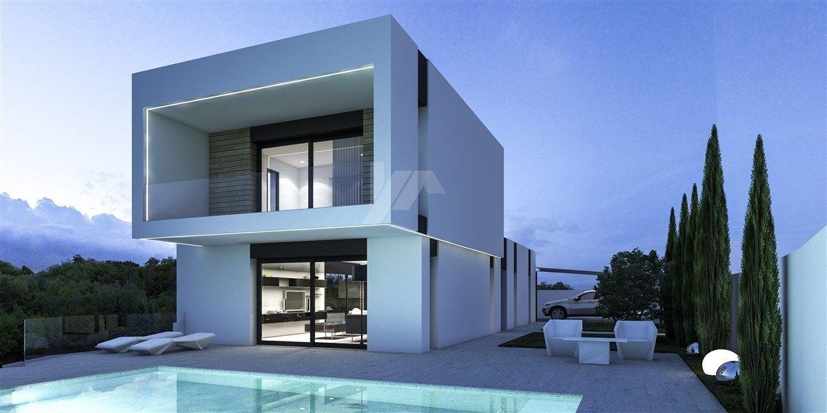 Sea view new build for sale in Benissa, Costa Blanca.