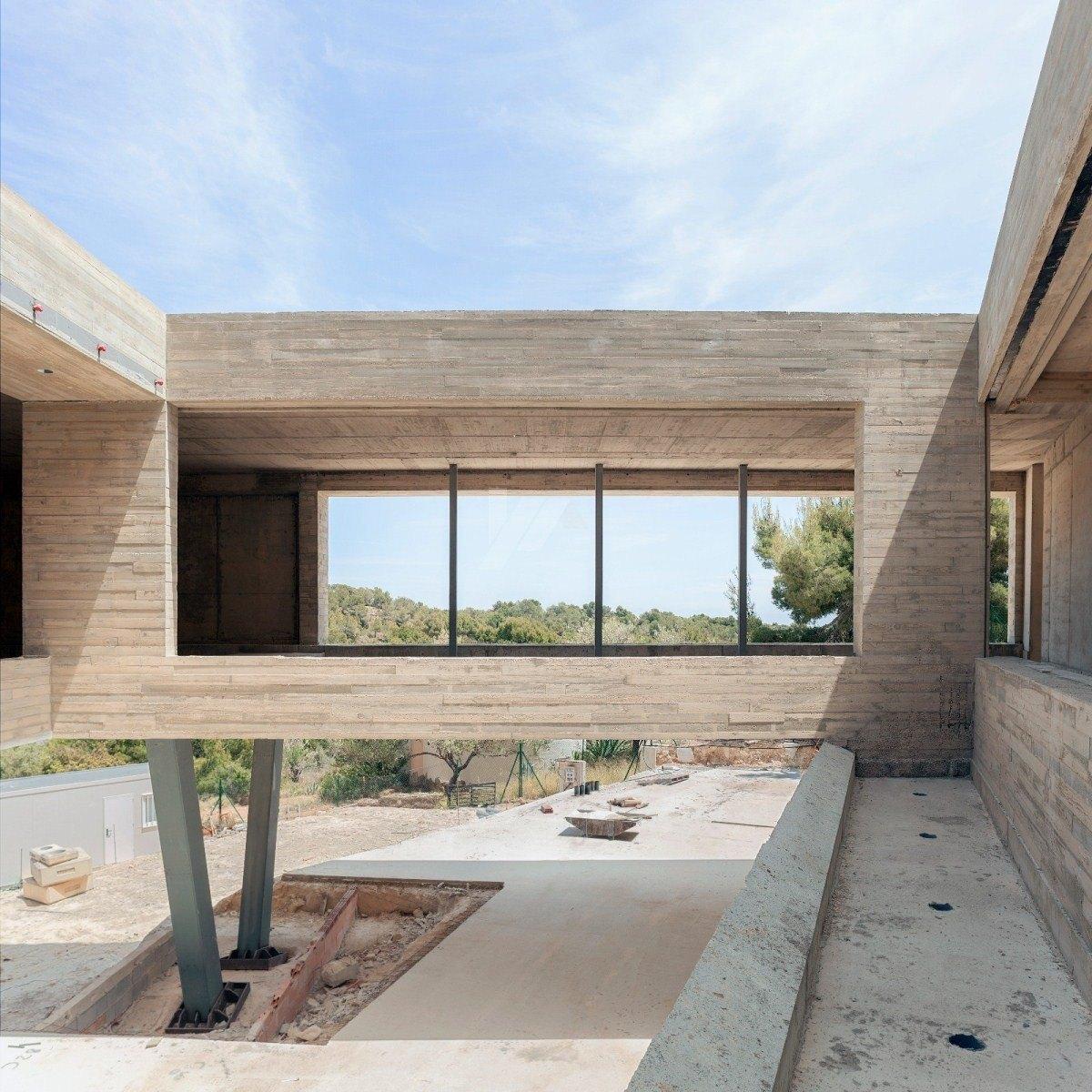 New build villa for sale in Benissa, Costa Blanca.