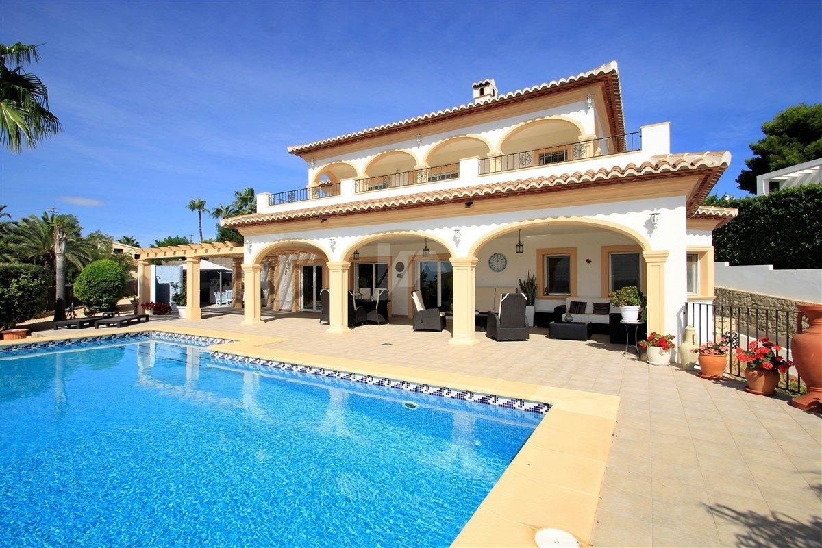 Vendre Villa Moraira