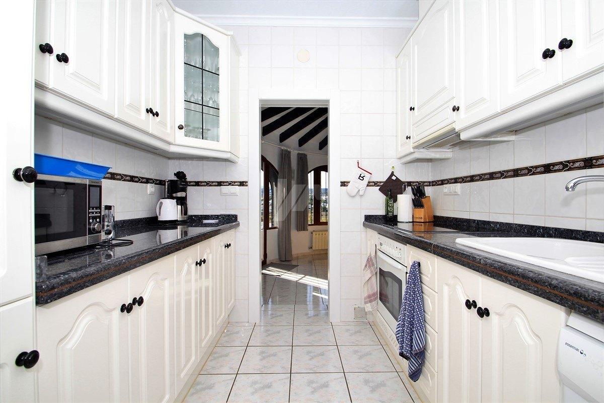 Immaculate villa for sale in Moraira, Costa Blanca.