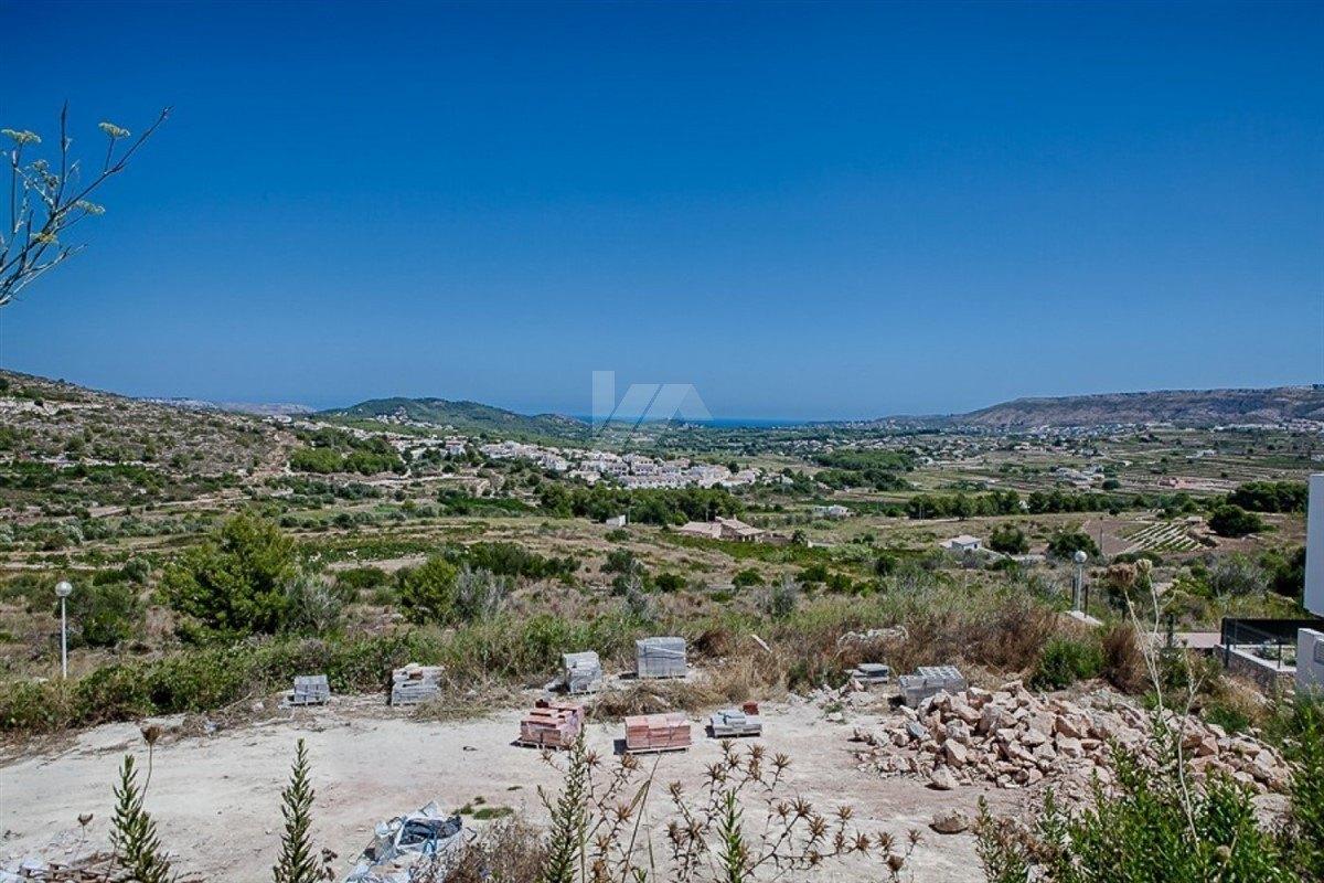 Sea view villa for sale in Benitachell, Costa Blanca.