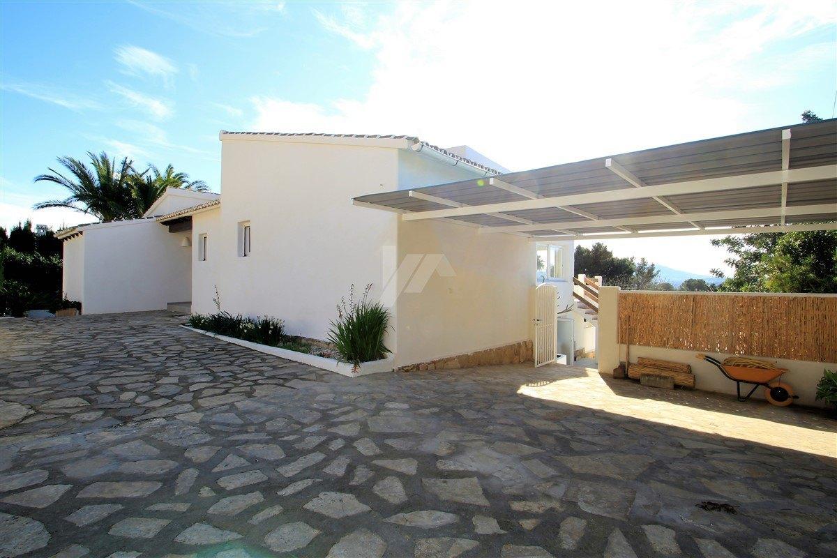 Villa for sale in Javea, Costa Blanca.