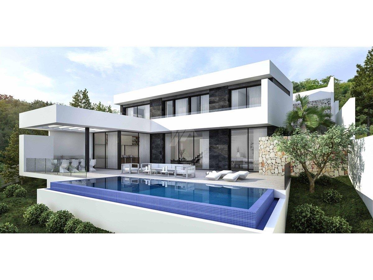 Luxury villa for Sale in Moraira, Costa Blanca.