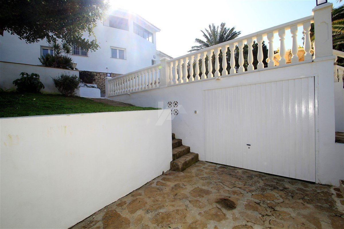 Villa en venta en Moraira, Costa Blanca.