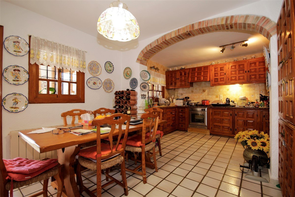 Villa for sale in Moraira, Costa Blanca.