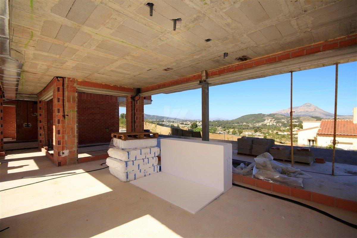 Modern villa for sale in Javea, Costa Blanca.