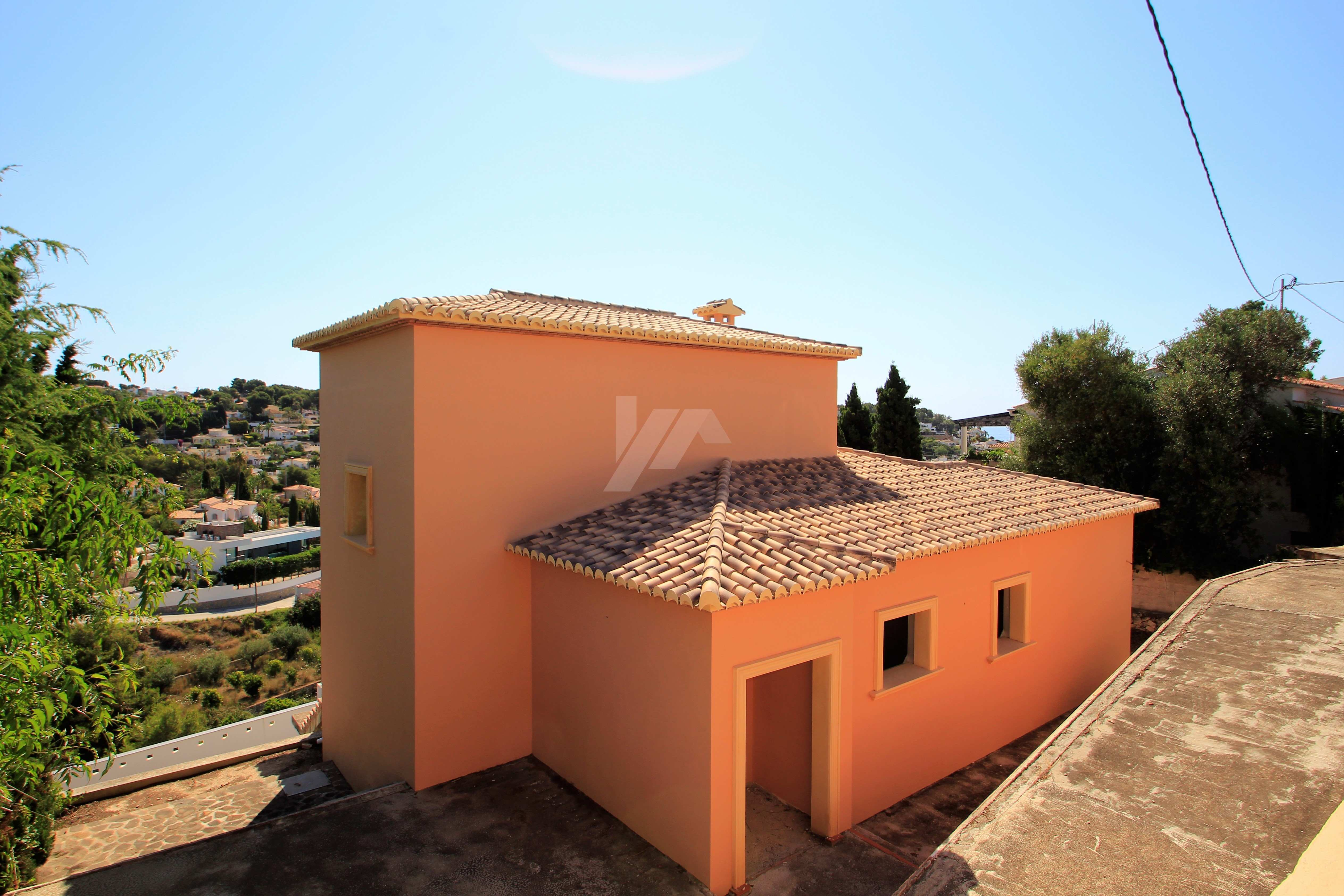 New Villa for Sale in Benissa Costa