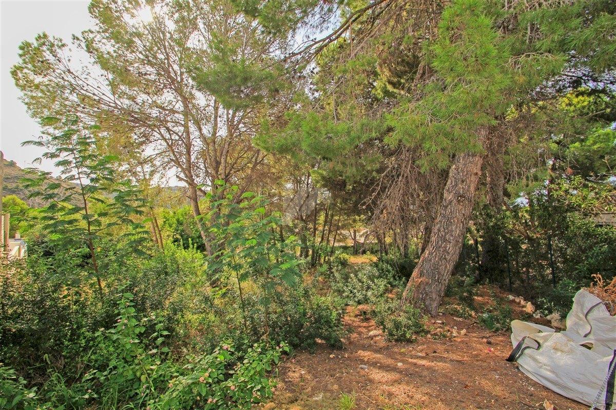Plot for Sale in El Portet, Moraira