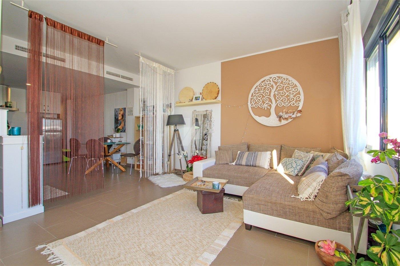 Sea view apartment for sale in Benitachell, Costa Blanca.