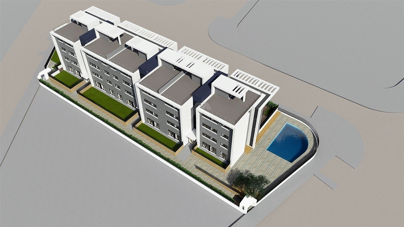 New build penthouse for sale in Javea, Costa Blanca.