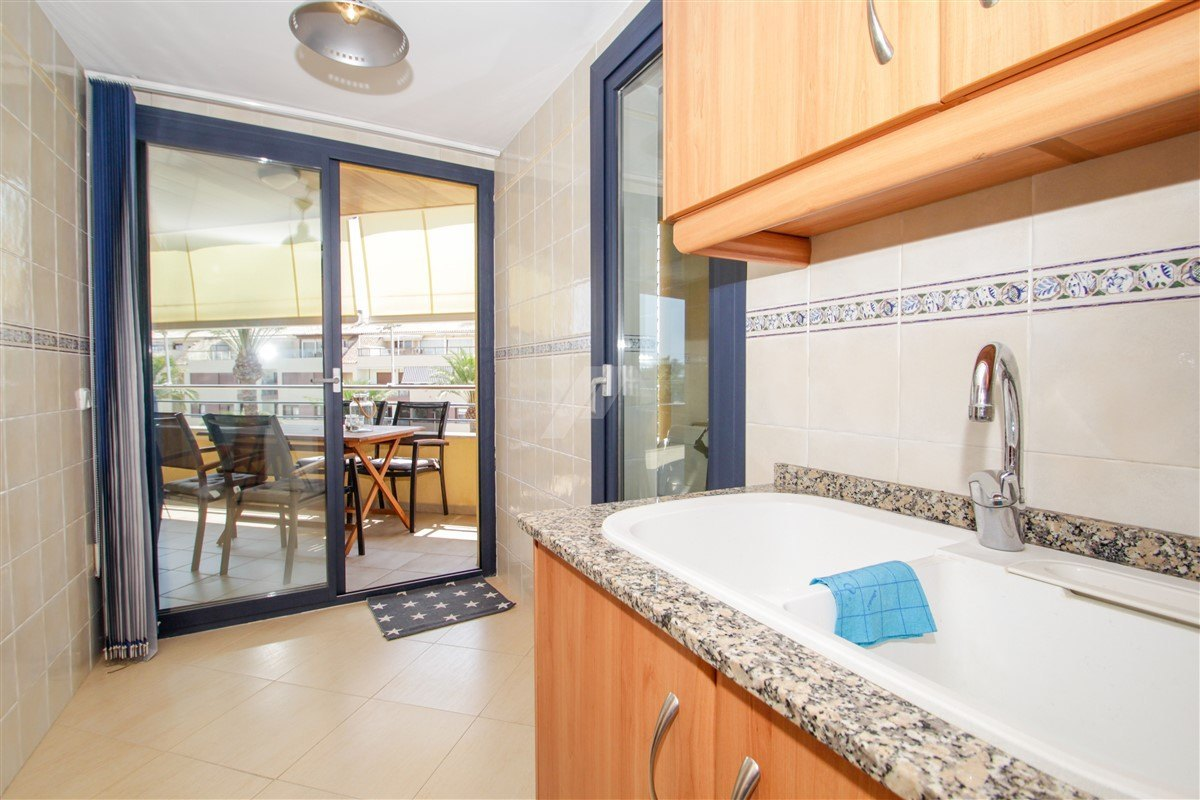 Immaculate apartment for sale in Moraira, Costa Blanca.