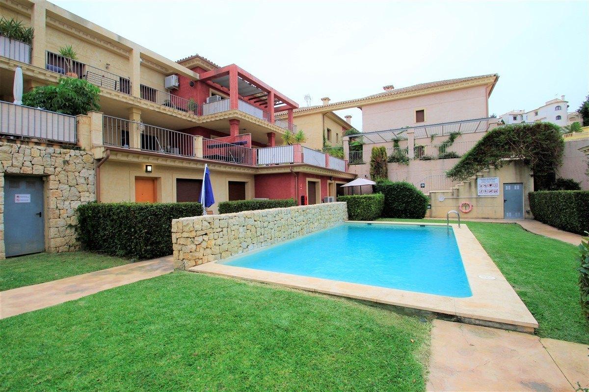 Apartment for sale in Benissa Coast.