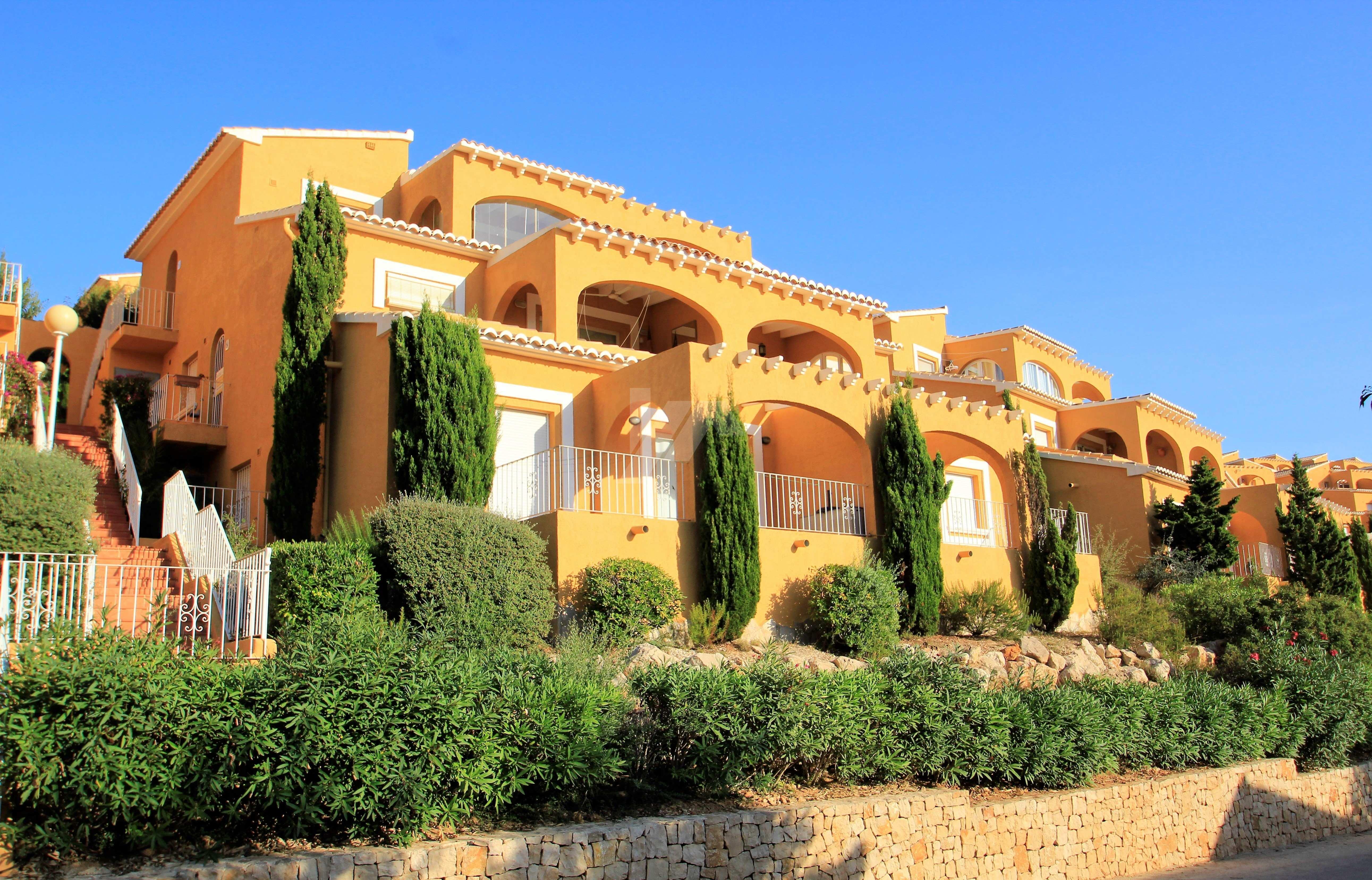 Apartment for sale in Benitachell, Costa Blanca.